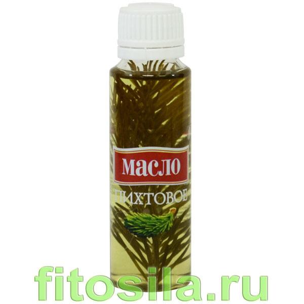 Пихтовое масло с пихтовой веточкой, 50 мл