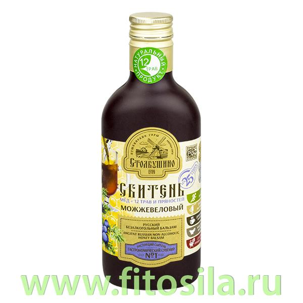 """Сбитень """"Столбушинский"""" Можжевеловый, 250 мл"""