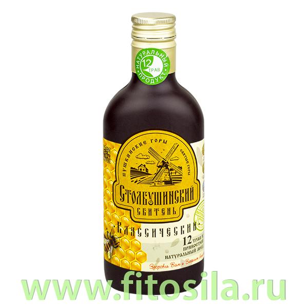 """Сбитень """"Столбушинский"""" Классический, 250 мл"""