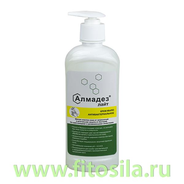 Алмадез-лайт® крем-мыло антибактериальное, 0,5 л